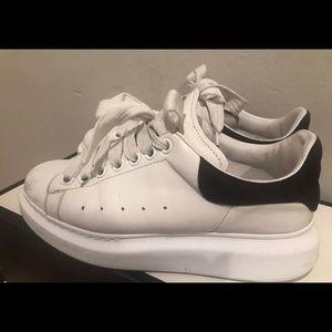 7c57f1bbb64a Alexander McQueen Shoes - Alexander McQueen White Sneakers Us women size 8